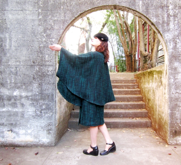 green capeset wool