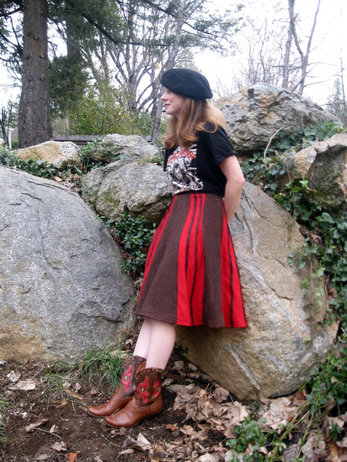 1alli skirt byme