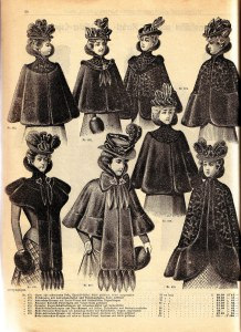 Fur-capes