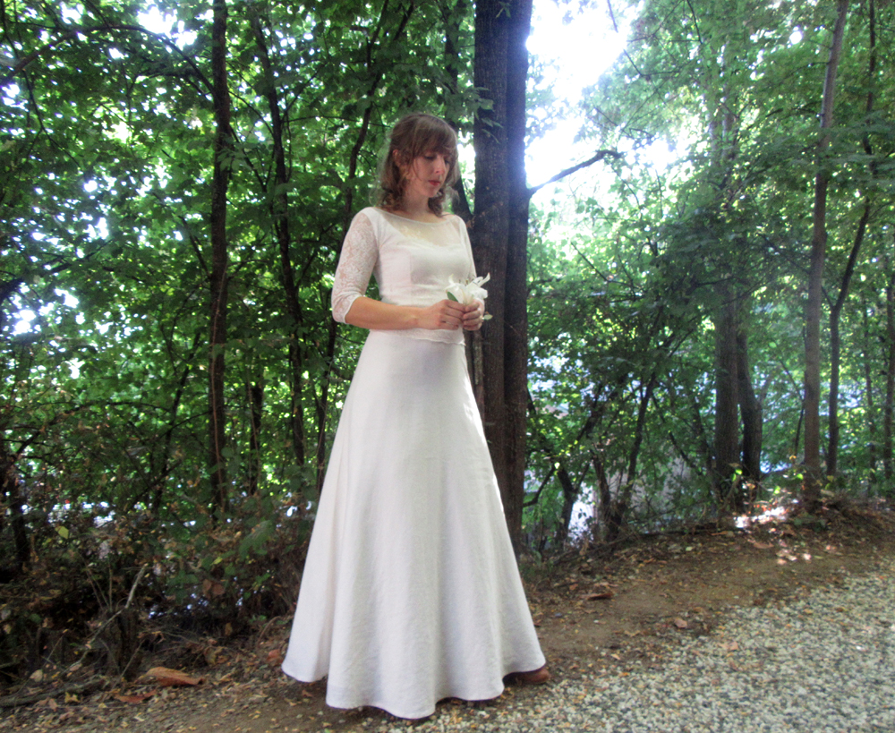 Kristen wedding dress1